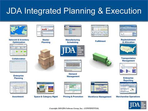 Jda Enterprise Planning by Assortmentspace Category Mgmtreplenishment Allocationworkforce