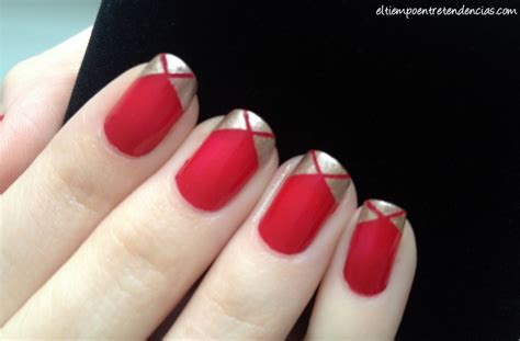 imagenes de uñas pintadas a pinceladas tutorial de u 241 as pintadas masglo y essie el tiempo entre