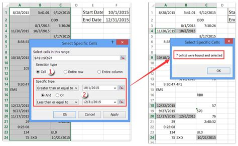 How to count if cells contain any date data in excel