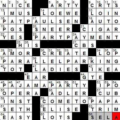 usa today crossword solutions july 10 2015 0610 13 new york times crossword answers 10 jun 13 monday