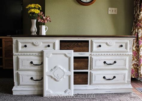 Tv Stand Out Of Dresser by 17 Best Ideas About Dresser Redo On
