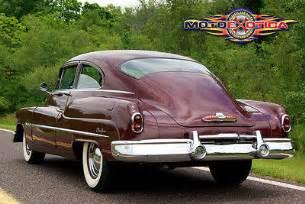 1950 Buick Dynaflow 1950 Buick Eight Sedanet Fireball Eight