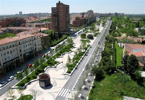 Landscape Architecture La Madrid 171 Landscape Architecture Works Landezine