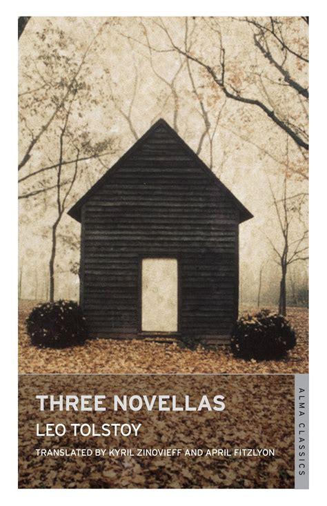 Three Novellas three novellas alma books