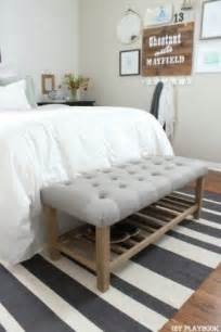 bench for bottom of bed tufted benches bedroom foter