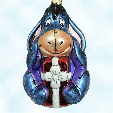 eeyore christmas ornaments princess decor