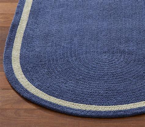 boys rug custom capel oval rug pottery barn