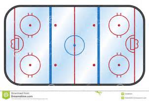 ice hockey rink royalty free stock photo image 28598095