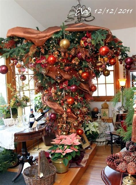 upside down christmas tree best 25 upside down christmas tree ideas on pinterest