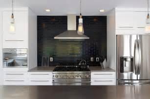 Subway tile backsplash ideas kitchen traditional with azul