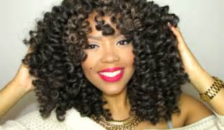 sewing marley hair crochet braid wig from start to finish marley hair