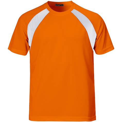 T Shirt S wholesale fluorescent green t shirt sports series contrast color reflective stripe t shirt