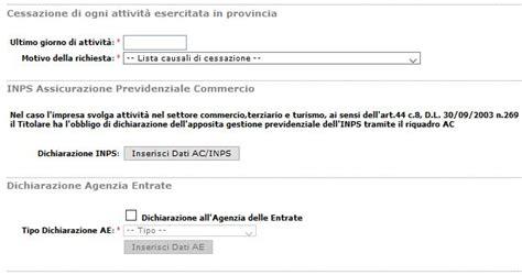 cessazione attivitã di commercio comunica come chiudere un attivit 224