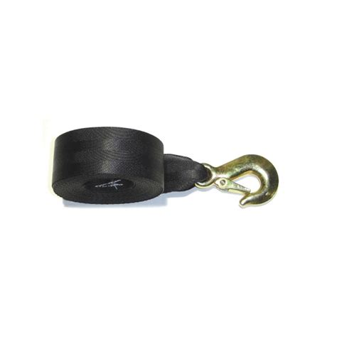 2 quot x 20 boat winch strap w hook - Boat Winch With Strap