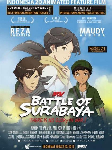 film indonesia nasionalisme lima fakta menarik dan membanggakan film battle of