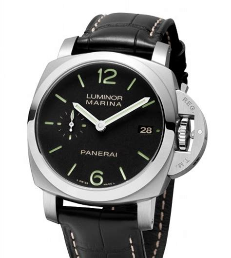 Jam Tangan Pria Panerai Luminor Submersible 1950 Bronzo Pam 382 panerai luminor marina automatic prezzo