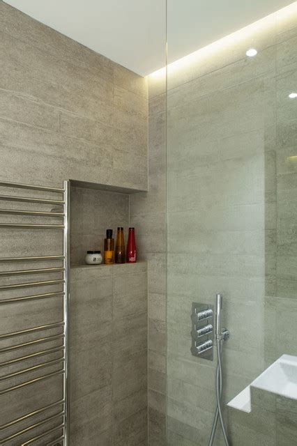 West One Bathrooms London West One House Fitzrovia London Contemporary
