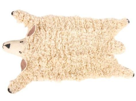 sheep wool rug leo sew felt shirley sheep wool rug