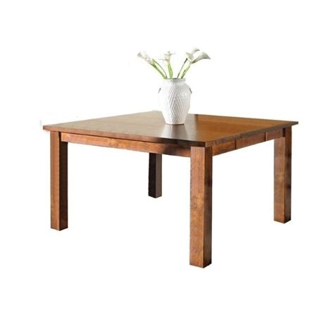 Steve Silver Company Lakewood Square Rectangular Counter Height Steve Silver Company Lakewood Square Rectangular Counter Height Dining Table In Rich Oak Lk500pt