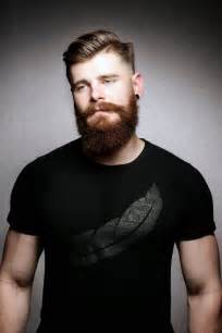 looking haircut 40 perfect beard and hairstyle looks for men