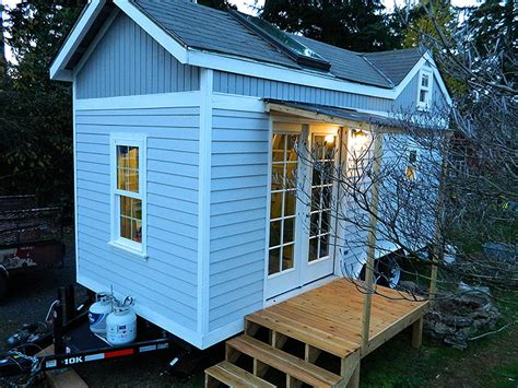 tiny homes in oregon oregon trail