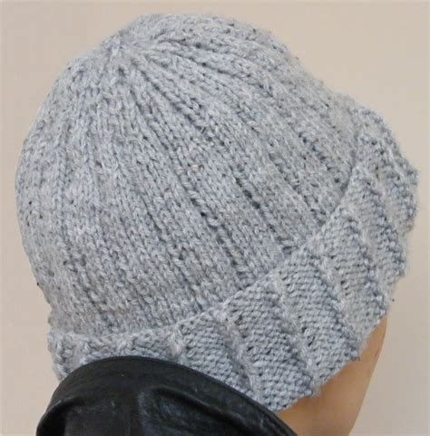free hat knitting patterns free impeccable knits shifting stitches