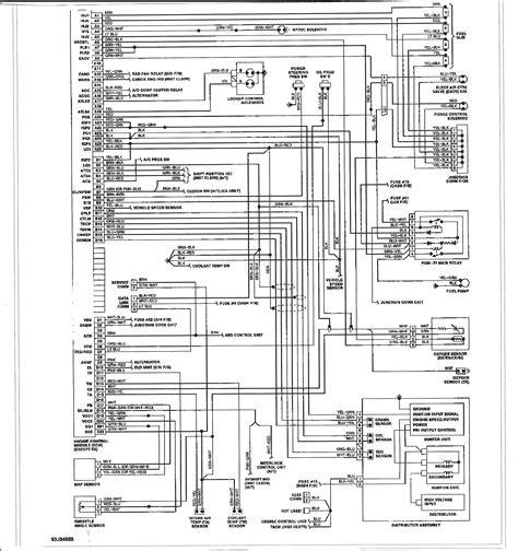 1990 honda accord wiring diagrams 1990 wirning diagrams