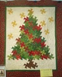 twister christmas tree quilt pattern little twister ruler free patterns cornucopia pinwheel