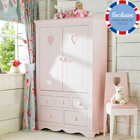 Childrens Wardrobes Uk - looby lou combination wardrobe childrens wardrobe