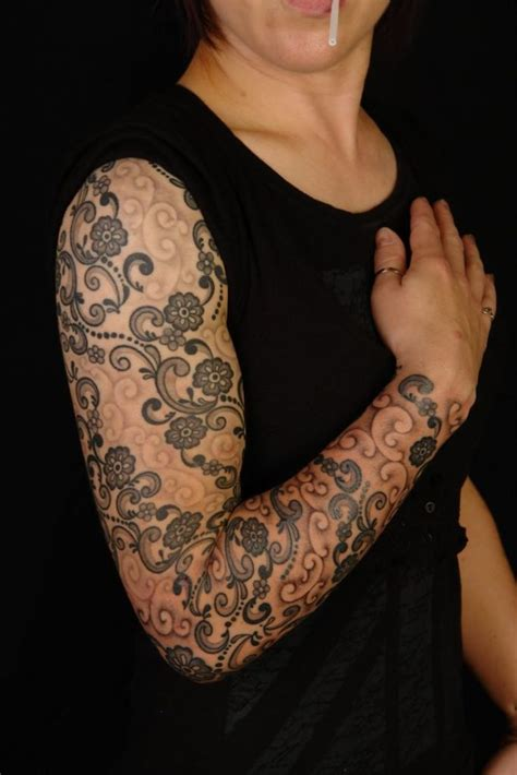 arm tattoo designs for females 17 awesome full sleeve tattoo designs for females sheideas