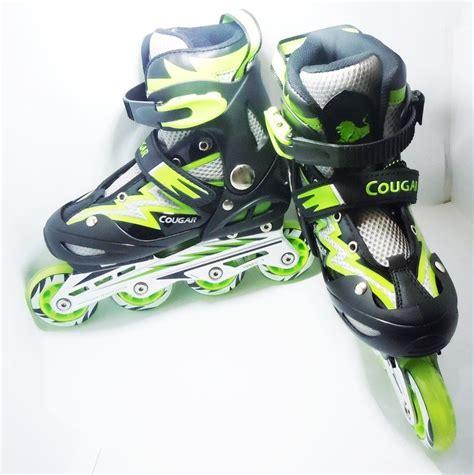 Sepatu Roda Yang Asli jual sepatu roda murah cocok untuk aspal dan