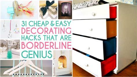 31 home design ideas 31 genius home decor ideas crazy design idea