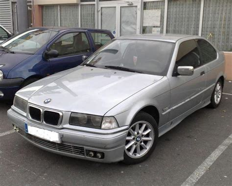 view of bmw 318tds compact photos features and