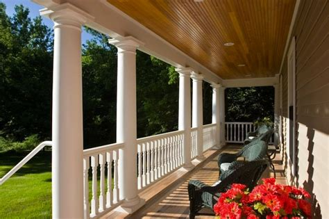 colonial front porch designs 5 big front porch styles melton design build