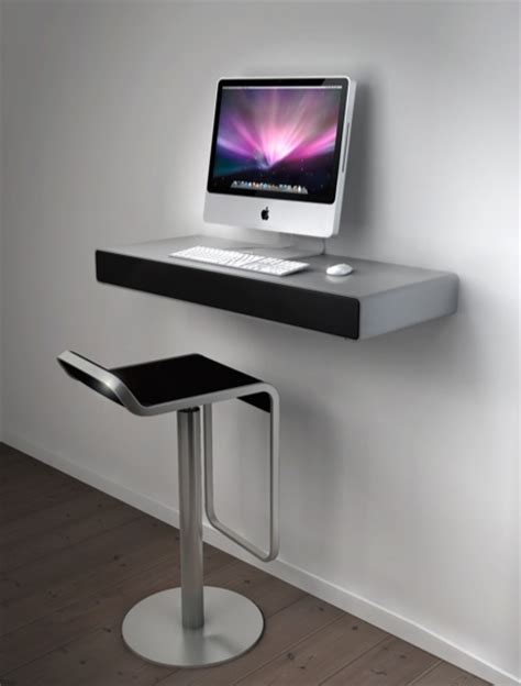 fancy idesk an office desk for imac polo s furniture