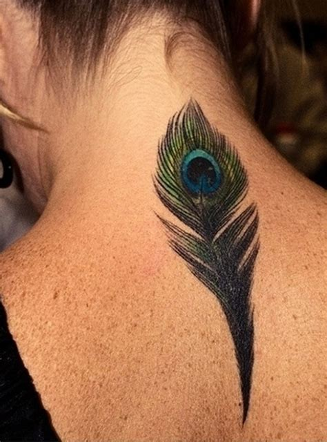 feather tattoo neck meaning best feather tattoo ideas best tattoo 2015 designs and