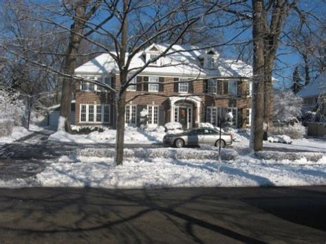 home alone 1 2 filming location winnetka illinois