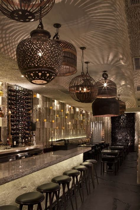 lighting for restaurants and bars best 25 modern restaurant design ideas on