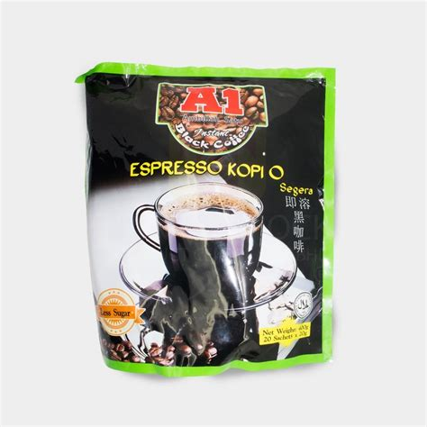 Kopi Coffee Energizing Mix Coffee a1 black coffee espresso kopi o hock product centre store malaysia