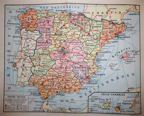 imagenes historicas de europa evoluci 243 n del mapa de espa 241 a a trav 233 s de la historia