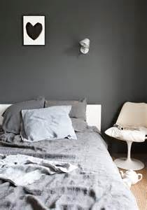 Grey Bedroom Walls by Decordots Grey Wall In Bedroom
