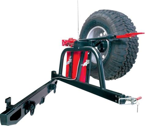 swing tire carrier body armor swing away tire carrier jeep pinterest
