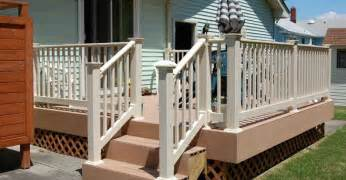 Patio Railing Patio Deck Railing Lovely Vinyl Porch And Deck Railing