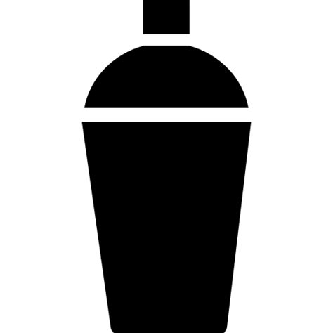 Cocktail Shaker Free Food Icons
