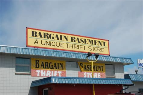 11 Thrift Stores In Alaska Where You Ll Find All Kinds Of Bargain Basement Outlet