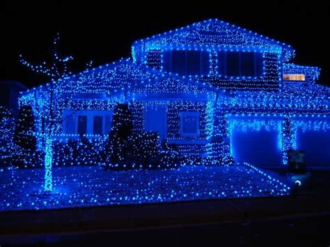 best 25 blue christmas lights ideas on pinterest blue