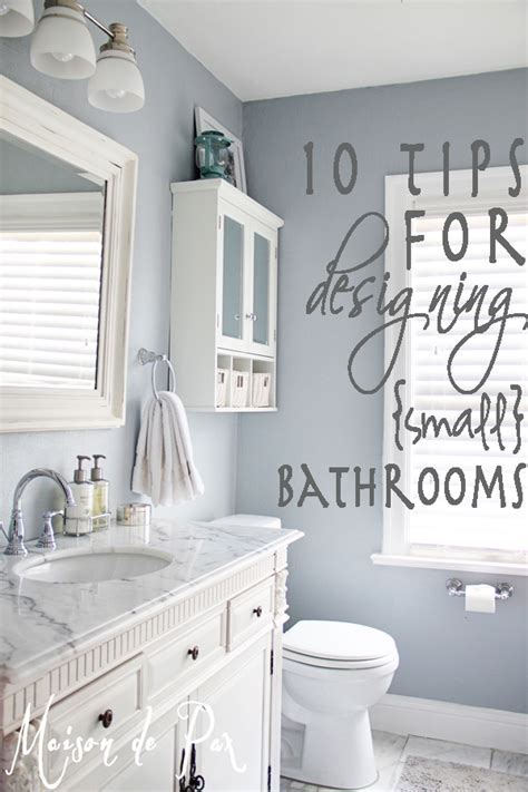 bathroom design tips and ideas how to design a small bathroom