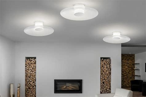 a soffitto thor lada a soffitto o parete di design con paralume