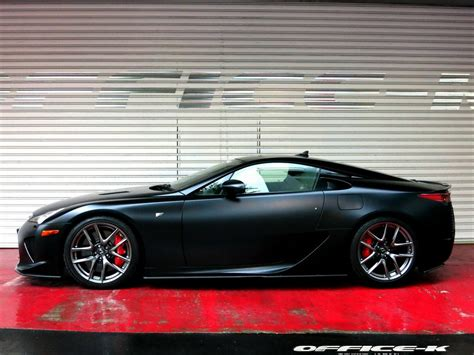 lexus custom custom lexus lfa by office k
