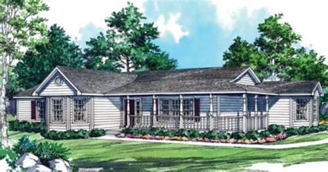 pinehurst floor plan by united bilt homes horses